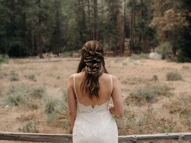Dallas and Madison's Wedding in Yosemite National Park, California 1