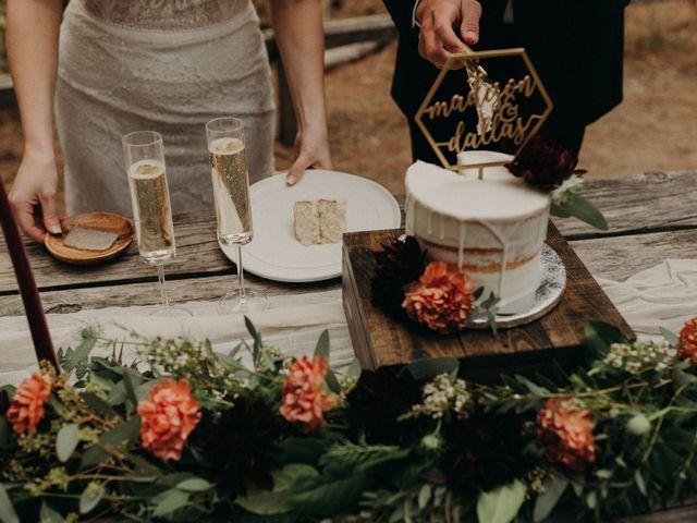 Dallas and Madison's Wedding in Yosemite National Park, California 4