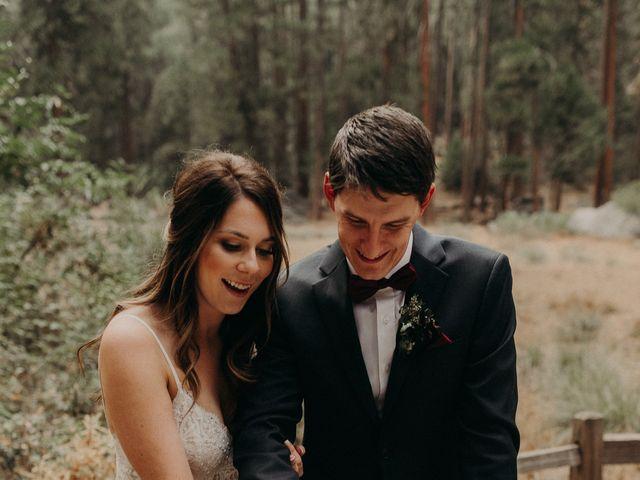 Dallas and Madison's Wedding in Yosemite National Park, California 7