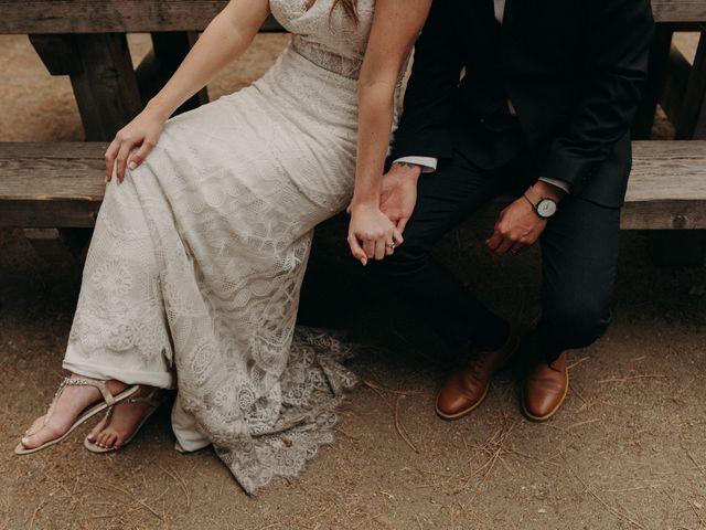 Dallas and Madison's Wedding in Yosemite National Park, California 12