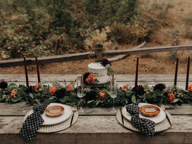 Dallas and Madison's Wedding in Yosemite National Park, California 15