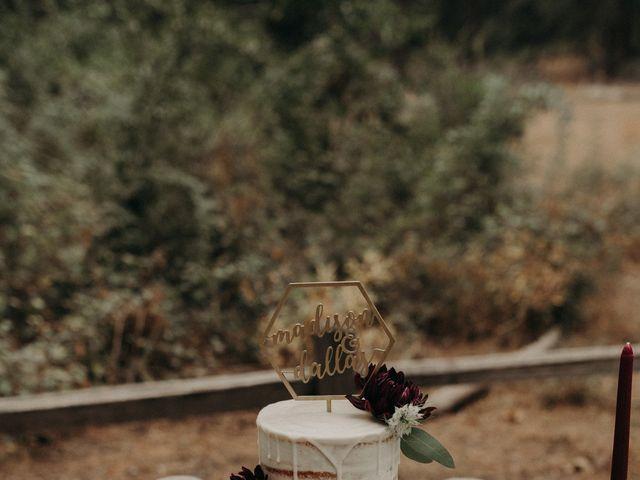 Dallas and Madison's Wedding in Yosemite National Park, California 16