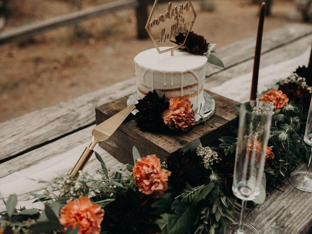 Dallas and Madison's Wedding in Yosemite National Park, California 17
