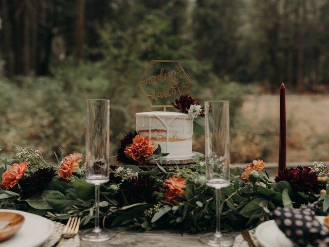 Dallas and Madison's Wedding in Yosemite National Park, California 21