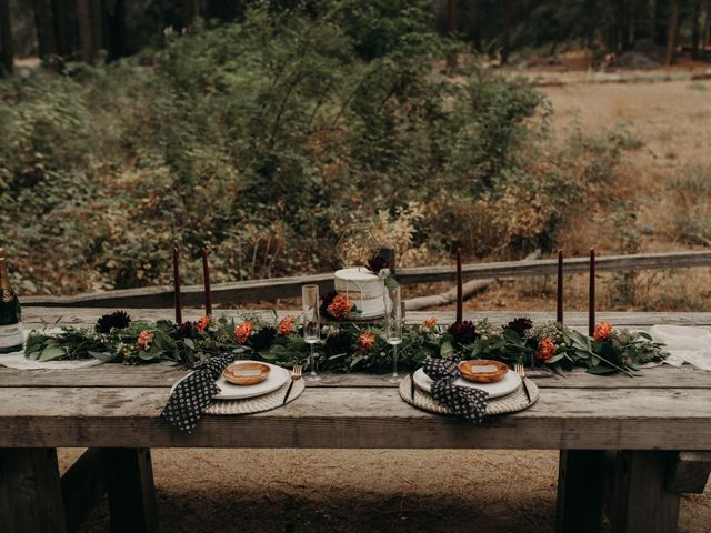 Dallas and Madison's Wedding in Yosemite National Park, California 24