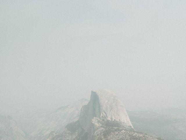 Dallas and Madison's Wedding in Yosemite National Park, California 40