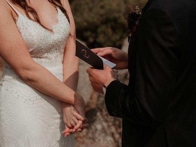 Dallas and Madison's Wedding in Yosemite National Park, California 60