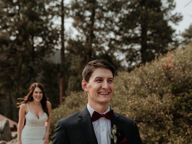 Dallas and Madison's Wedding in Yosemite National Park, California 79