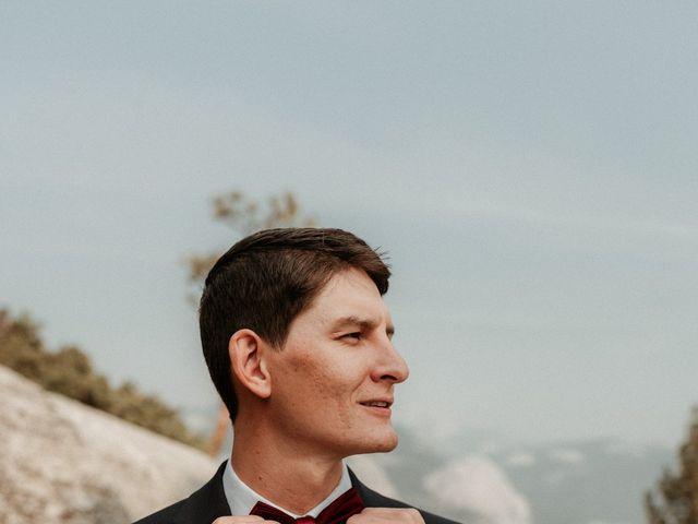 Dallas and Madison's Wedding in Yosemite National Park, California 85