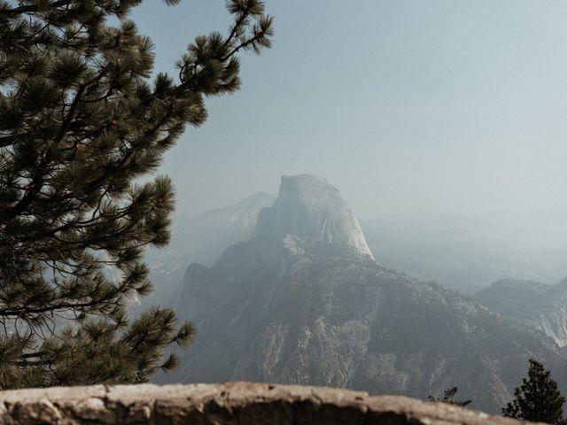 Dallas and Madison's Wedding in Yosemite National Park, California 95