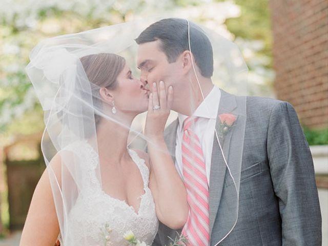 The wedding of John and Alexandra