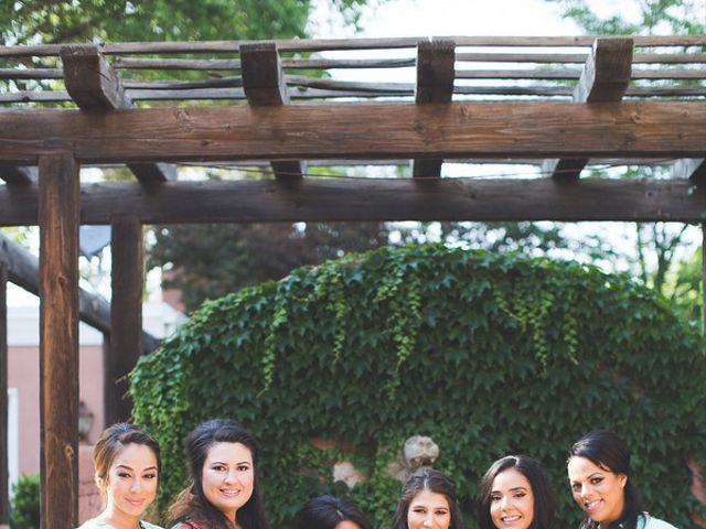 Rosalyn and Aaron's Wedding in Santa Fe, New Mexico 4