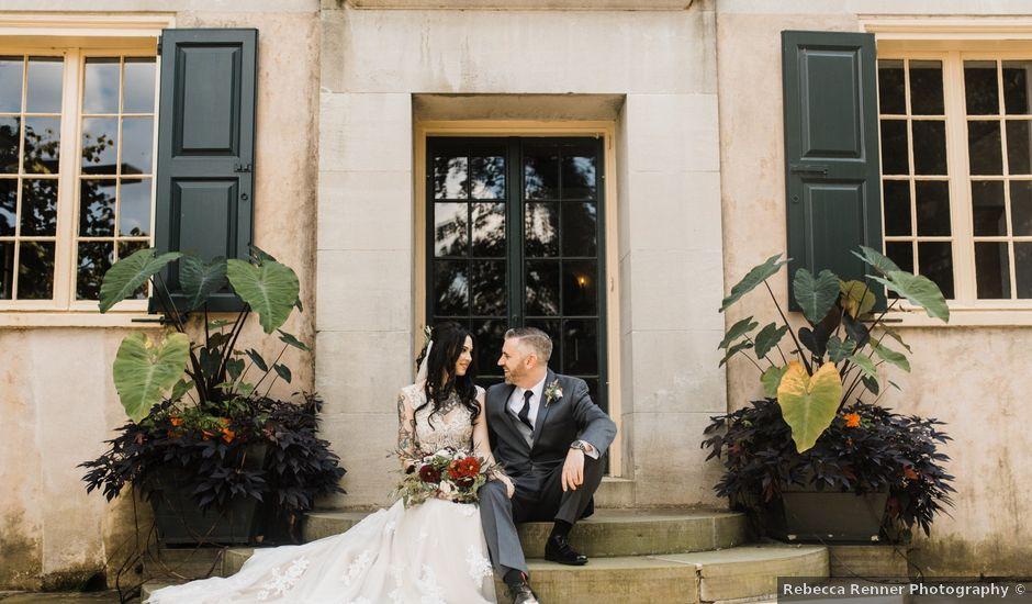 Daniel and Elise's Wedding in Wilmington, Delaware