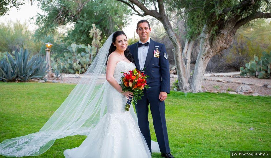 Daniette and Ryan's Wedding in Tucson, Arizona