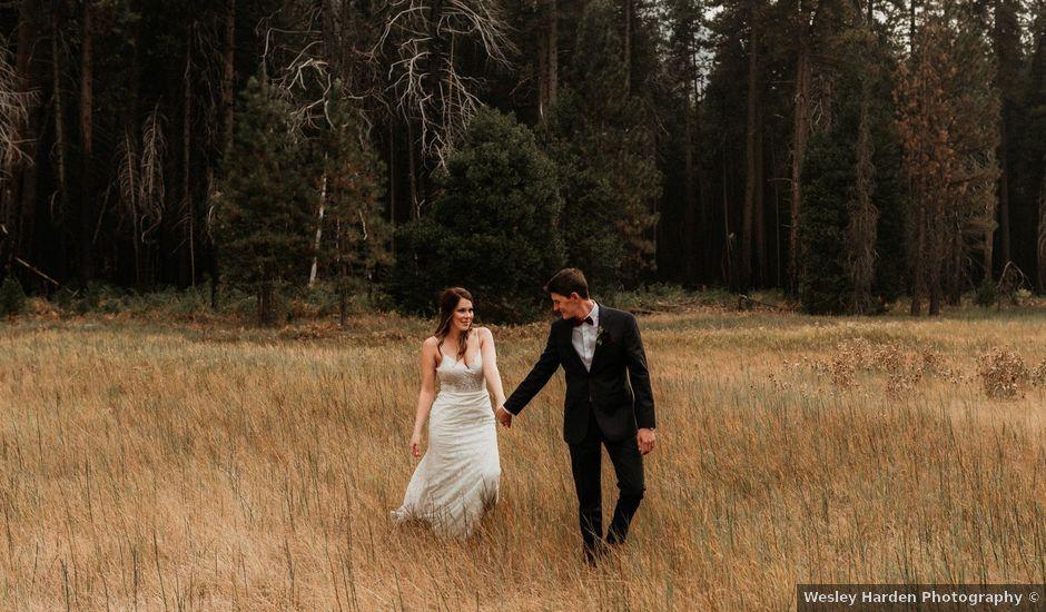 Dallas and Madison's Wedding in Yosemite National Park, California