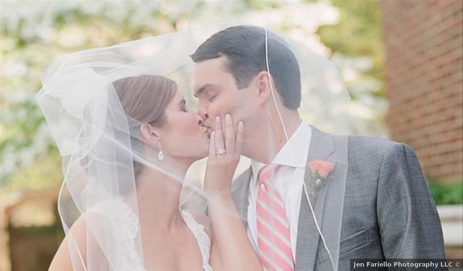 Alexandra and John's Wedding in University of Richmond, Virginia