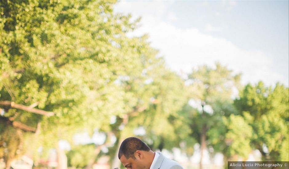 Rosalyn and Aaron's Wedding in Santa Fe, New Mexico