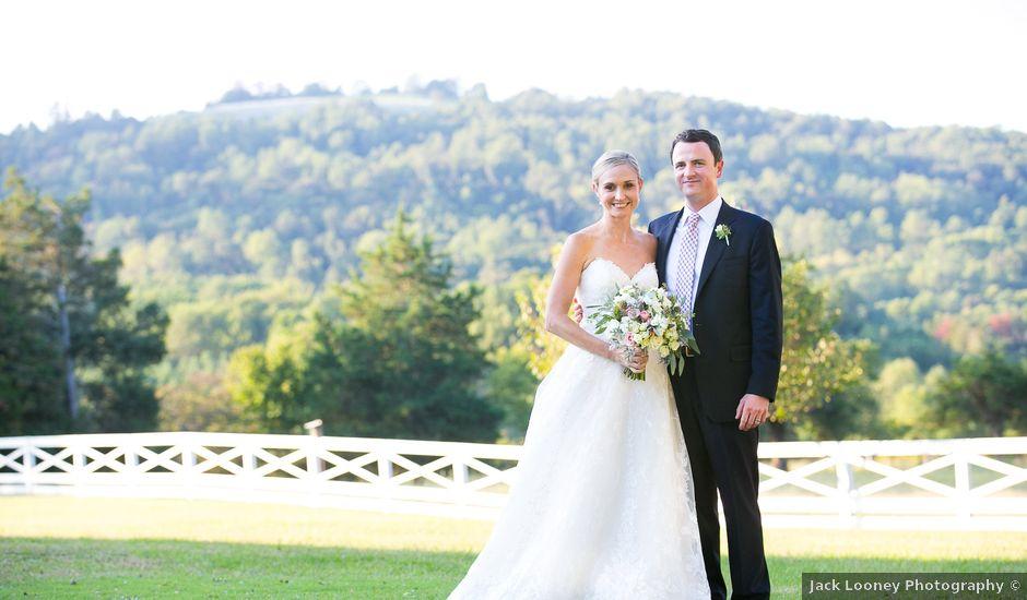 Elizabeth and Bryan's Wedding in Charlottesville, Virginia