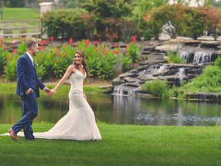 The wedding of Julianne and Christopher
