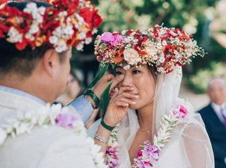 Jay and Noran's Wedding in Bora Bora, French Polynesia 3