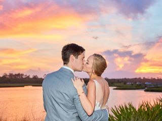The wedding of Katie and Jake 1