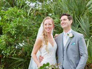 The wedding of Katie and Jake