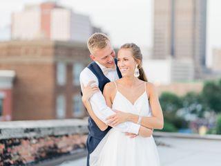 The wedding of Alaina and Kyle