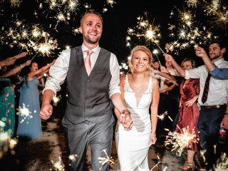The wedding of Lauren and Michael 1