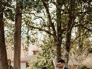 The wedding of Makayla and Justin 3