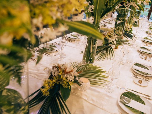 Jay and Noran's Wedding in Bora Bora, French Polynesia 1