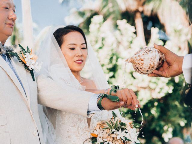 Jay and Noran's Wedding in Bora Bora, French Polynesia 8