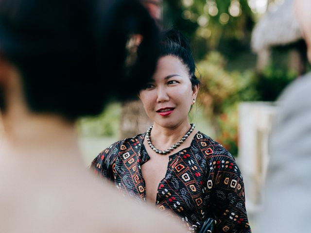Jay and Noran's Wedding in Bora Bora, French Polynesia 9