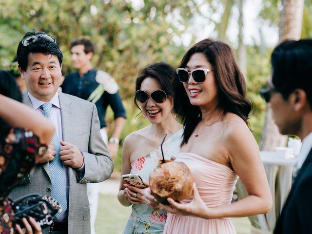 Jay and Noran's Wedding in Bora Bora, French Polynesia 11