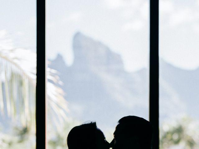 Jay and Noran's Wedding in Bora Bora, French Polynesia 14