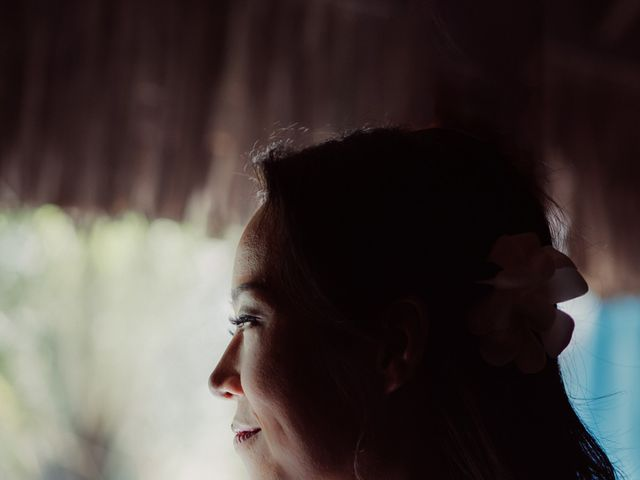Jay and Noran's Wedding in Bora Bora, French Polynesia 18