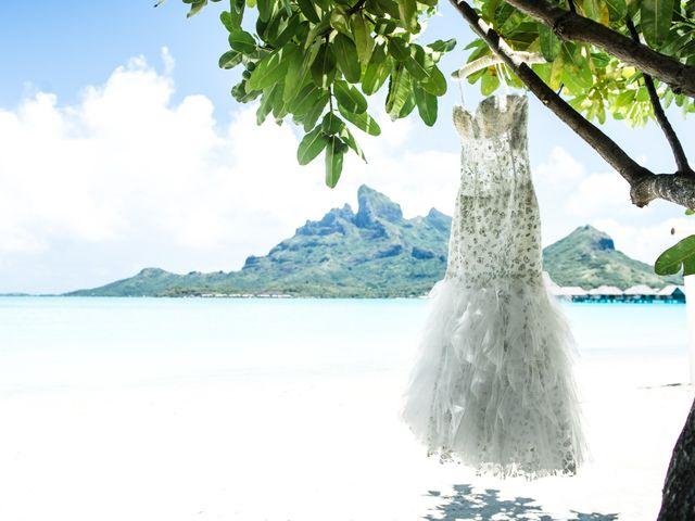 Jay and Noran's Wedding in Bora Bora, French Polynesia 27