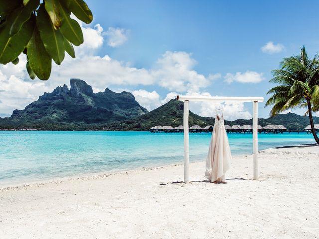 Jay and Noran's Wedding in Bora Bora, French Polynesia 28