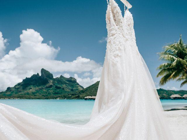 Jay and Noran's Wedding in Bora Bora, French Polynesia 29
