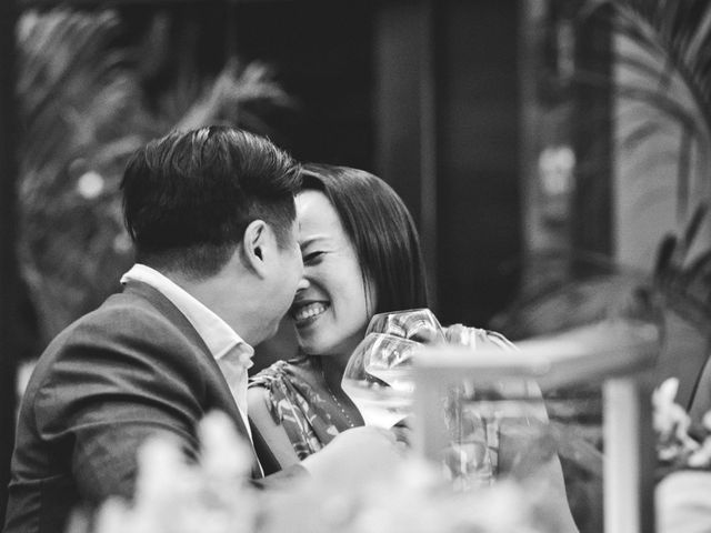 Jay and Noran's Wedding in Bora Bora, French Polynesia 33