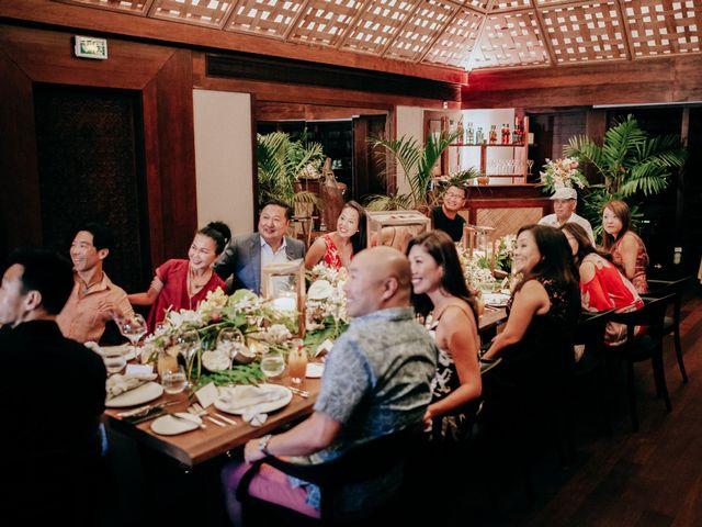 Jay and Noran's Wedding in Bora Bora, French Polynesia 37