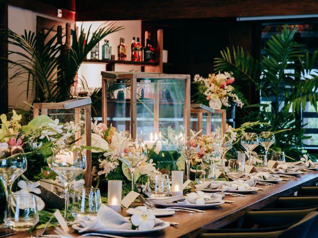 Jay and Noran's Wedding in Bora Bora, French Polynesia 38
