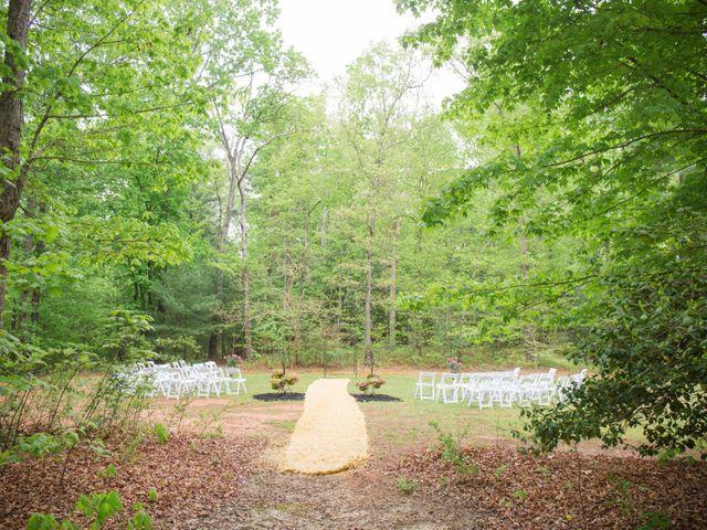 Aaron and Helen's Wedding in Orange, Virginia 3
