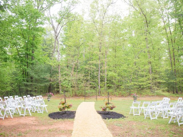 Aaron and Helen's Wedding in Orange, Virginia 4