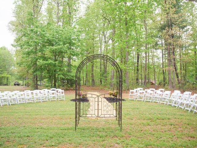 Aaron and Helen's Wedding in Orange, Virginia 5