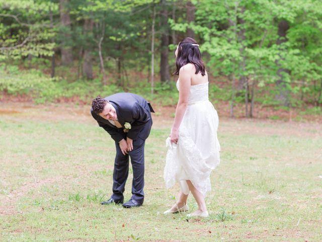Aaron and Helen's Wedding in Orange, Virginia 15