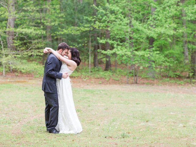 Aaron and Helen's Wedding in Orange, Virginia 17
