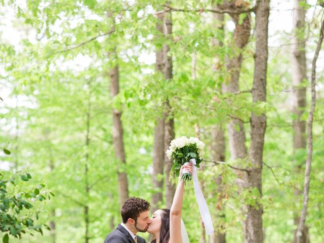 Aaron and Helen's Wedding in Orange, Virginia 1