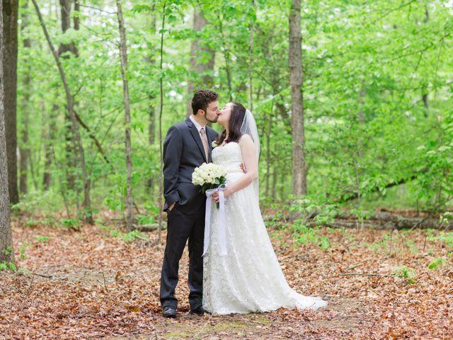 The wedding of Helen and Aaron
