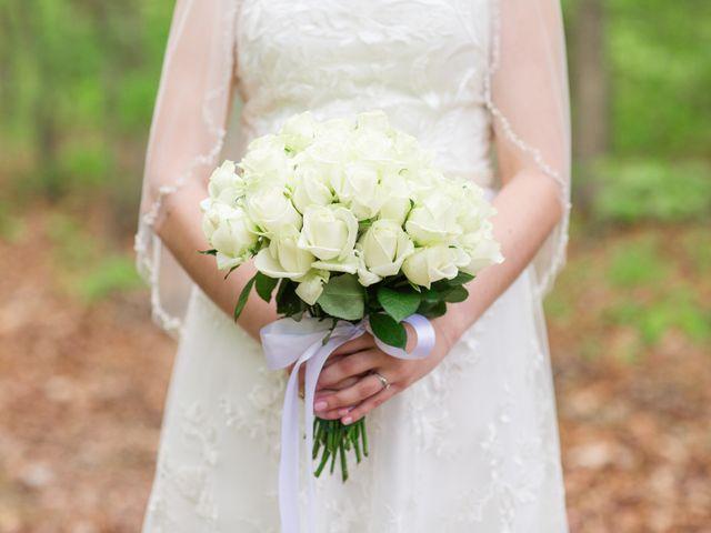 Aaron and Helen's Wedding in Orange, Virginia 27