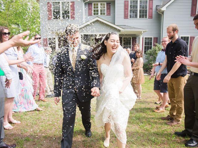 Aaron and Helen's Wedding in Orange, Virginia 2